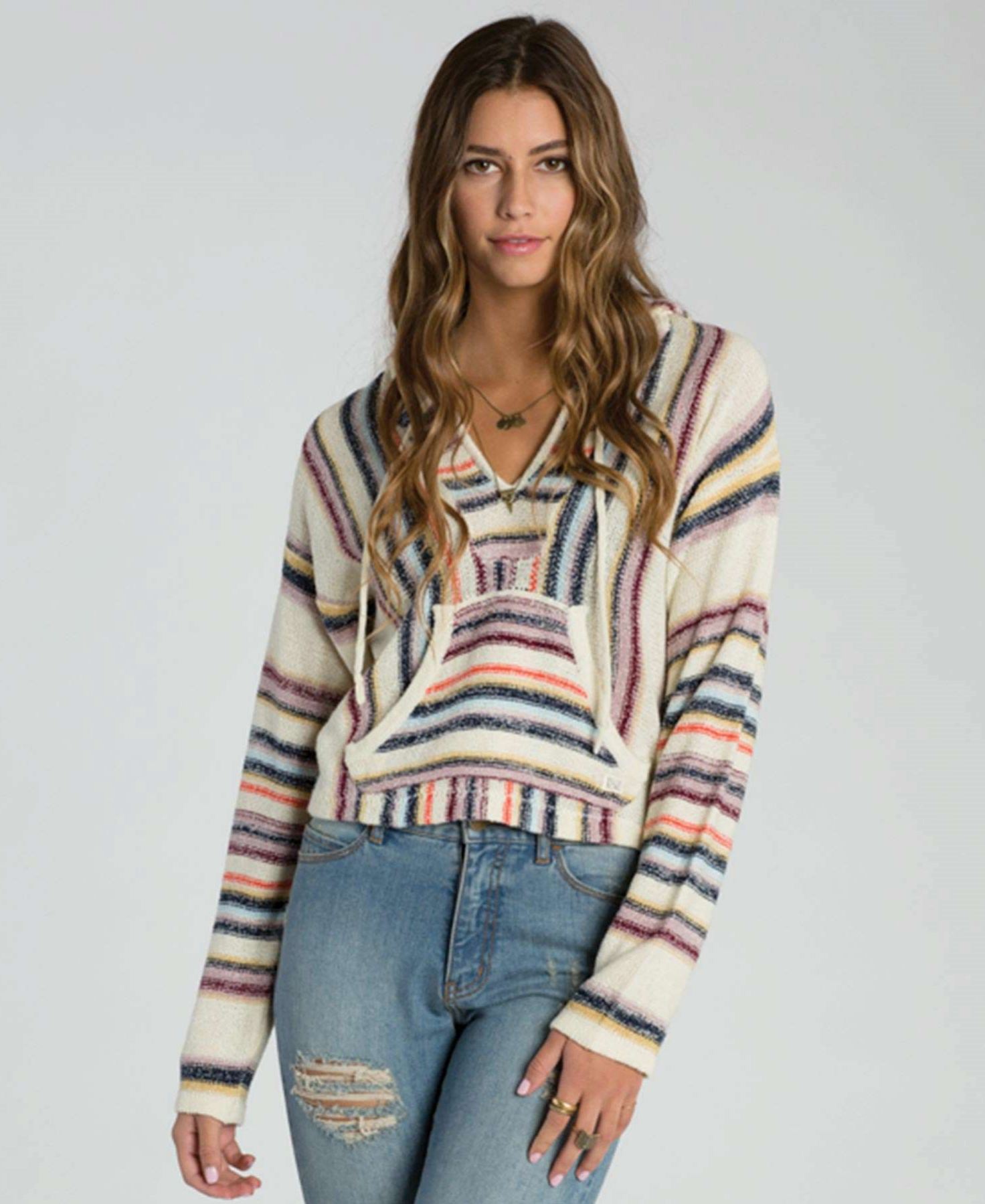 38f530027f Billabong Womens Cropped Baja Sweater | Billabong US | Outside Of ...