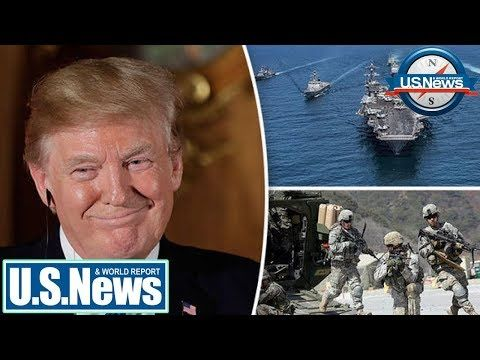 World War 3: South Korea cautiously eyes North Korean missile sites ahead of Trump visit South Korea has warned that could launch a missile strike at any given moment – just a day before US President Donald Trump arrives on the peninsula An official from the South Korean navy revealed...