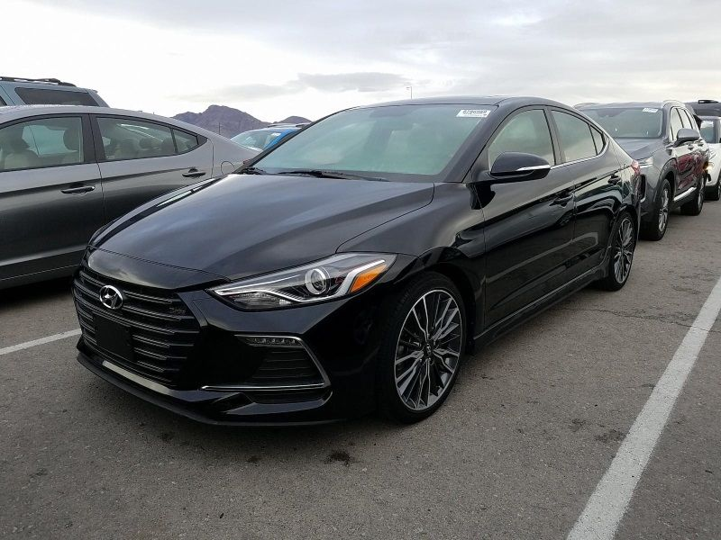 2018 Hyundai Elantra Sport Review and Price in 2020