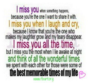 i miss you | Quotes | I miss you quotes, Missing you quotes