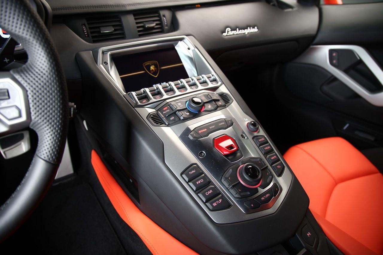 Lamborghini Aventador Interior | Billionaire Bruce Wilson\'s ...