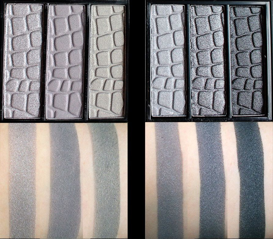 Make Up 12 Shades Of Gray Bottom Row