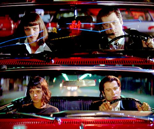 Pulp Fiction Quentin Tarantino Movie Films Essay