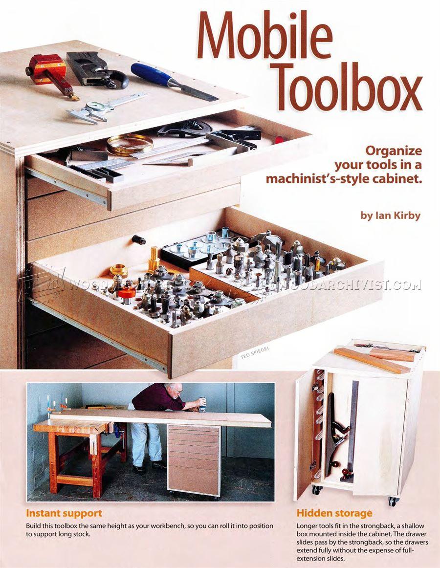 Mobile toolbox plans workshop solutions mobiles pinterest