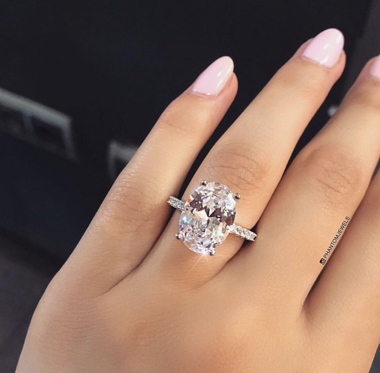 What a diamond | Wedding Rings We Adore! | Pinterest | Diamond, Ring ...