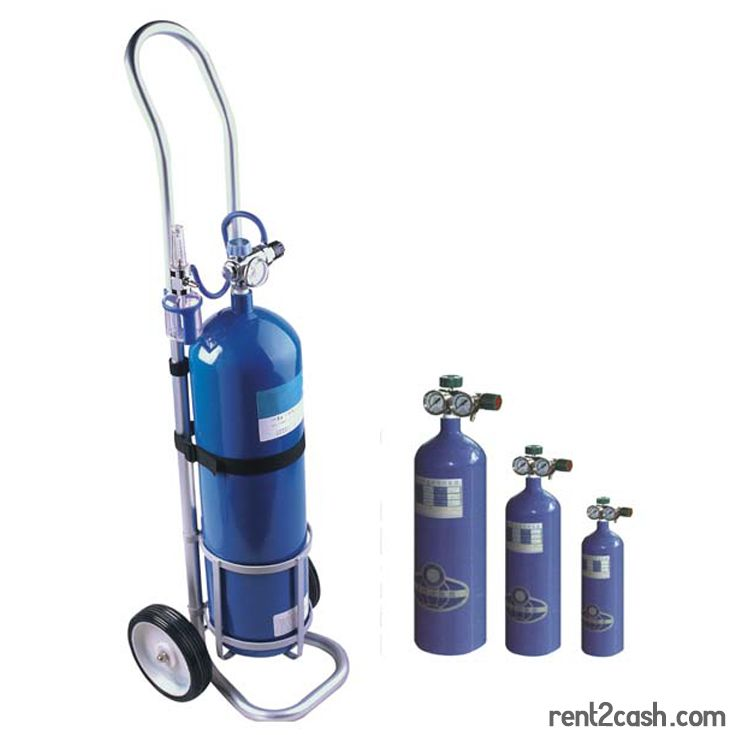 Oxygen Cylinders are the essential medical equipment that