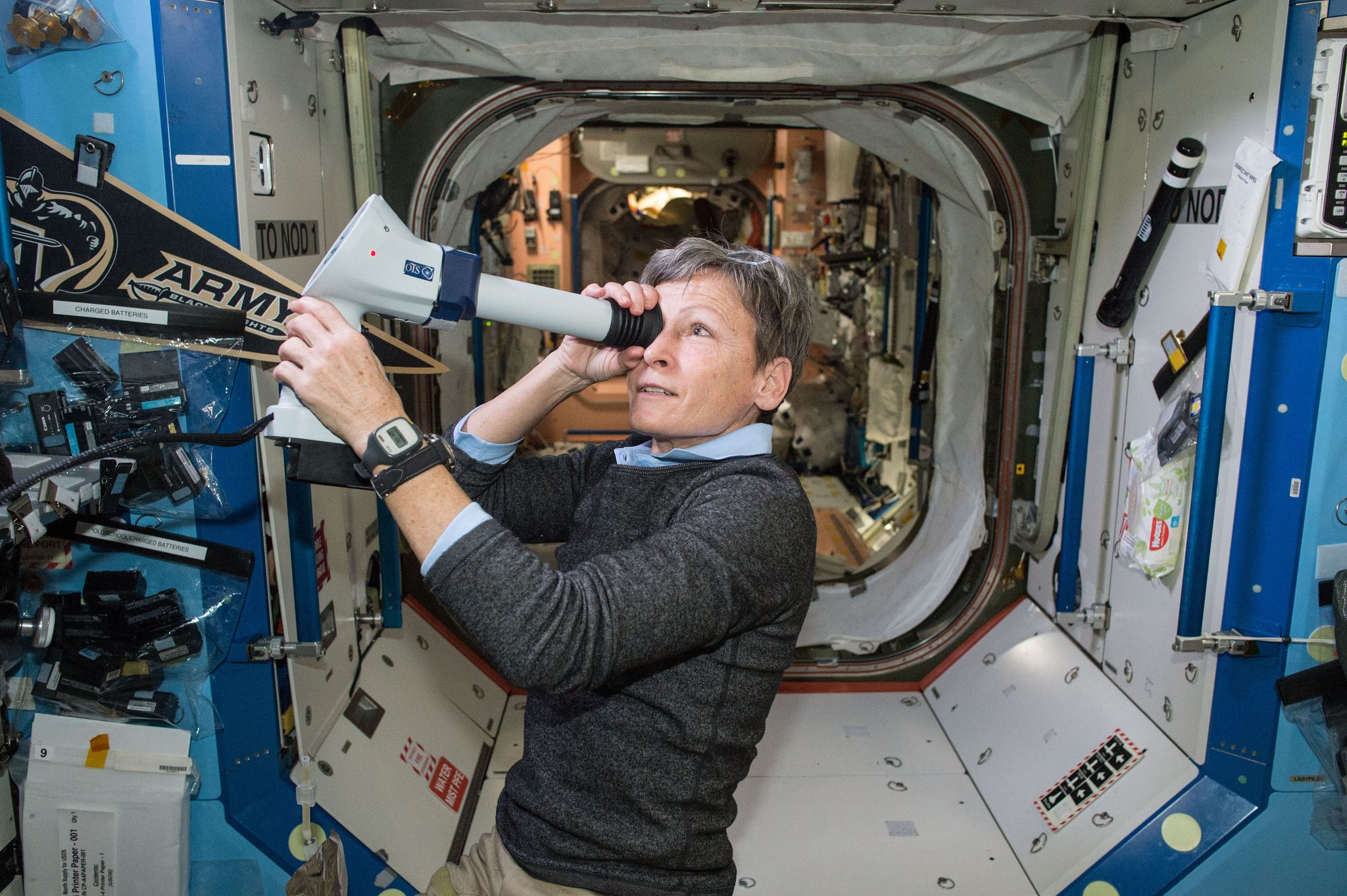 Astronaut Peggy Whitson Breaks Record After Record Nasa