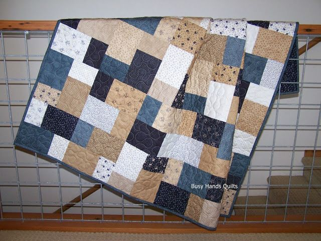 Busy Hands Quilts: Snowman Gatherings Lap Quilt {Custom Quilting ... : custom photo quilts - Adamdwight.com