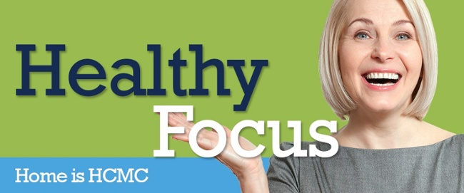 Did you get your April issue of our enewsletter, Healthy