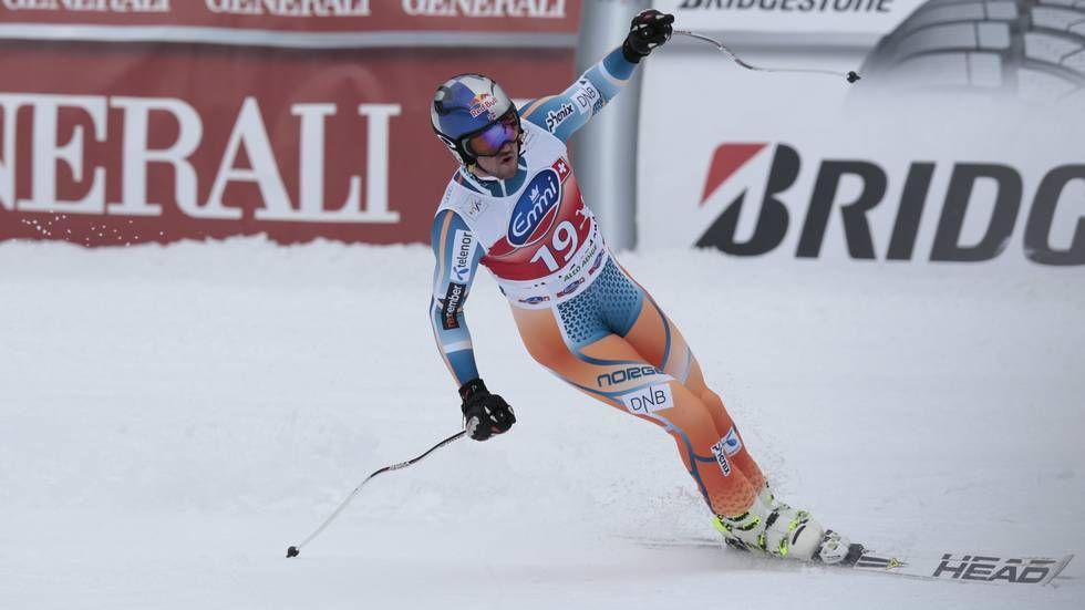 Lund Svindal suveren igjen - verdenscupseier 24 i boks #svindal #Norway #24WorldcupWinner