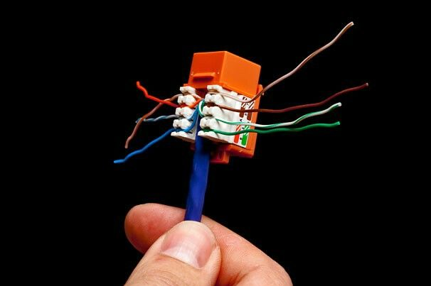 Wiring your house for ethernet | This house is wired | Pinterest ...