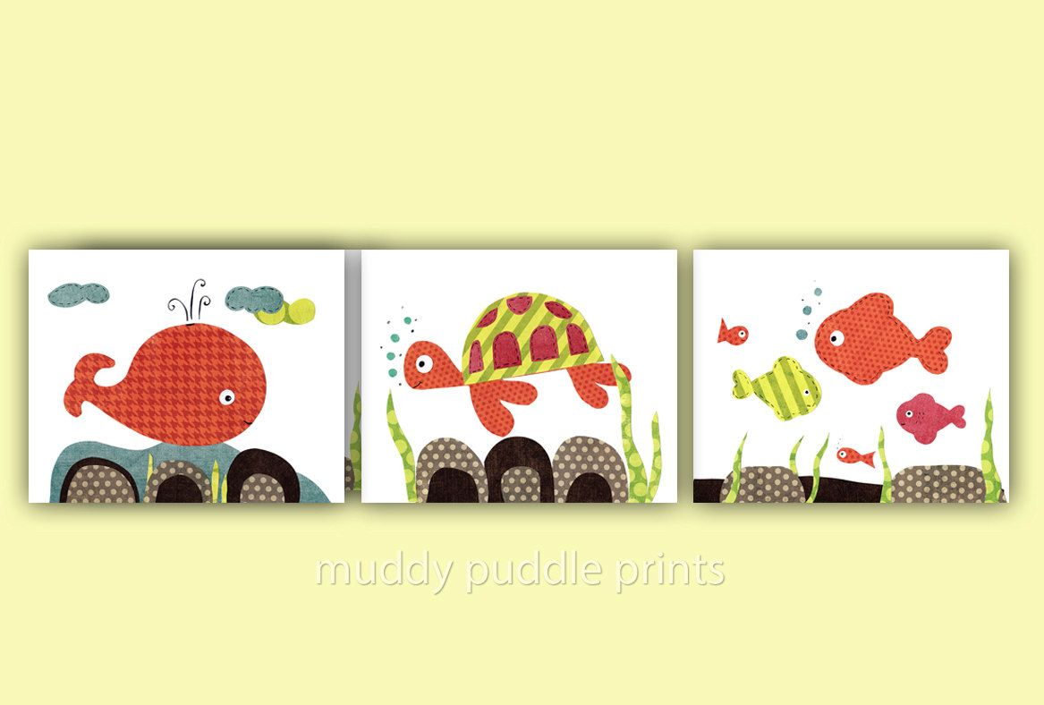 Nursery decor, Nursery art, Nursery prints, kids room wall art ...