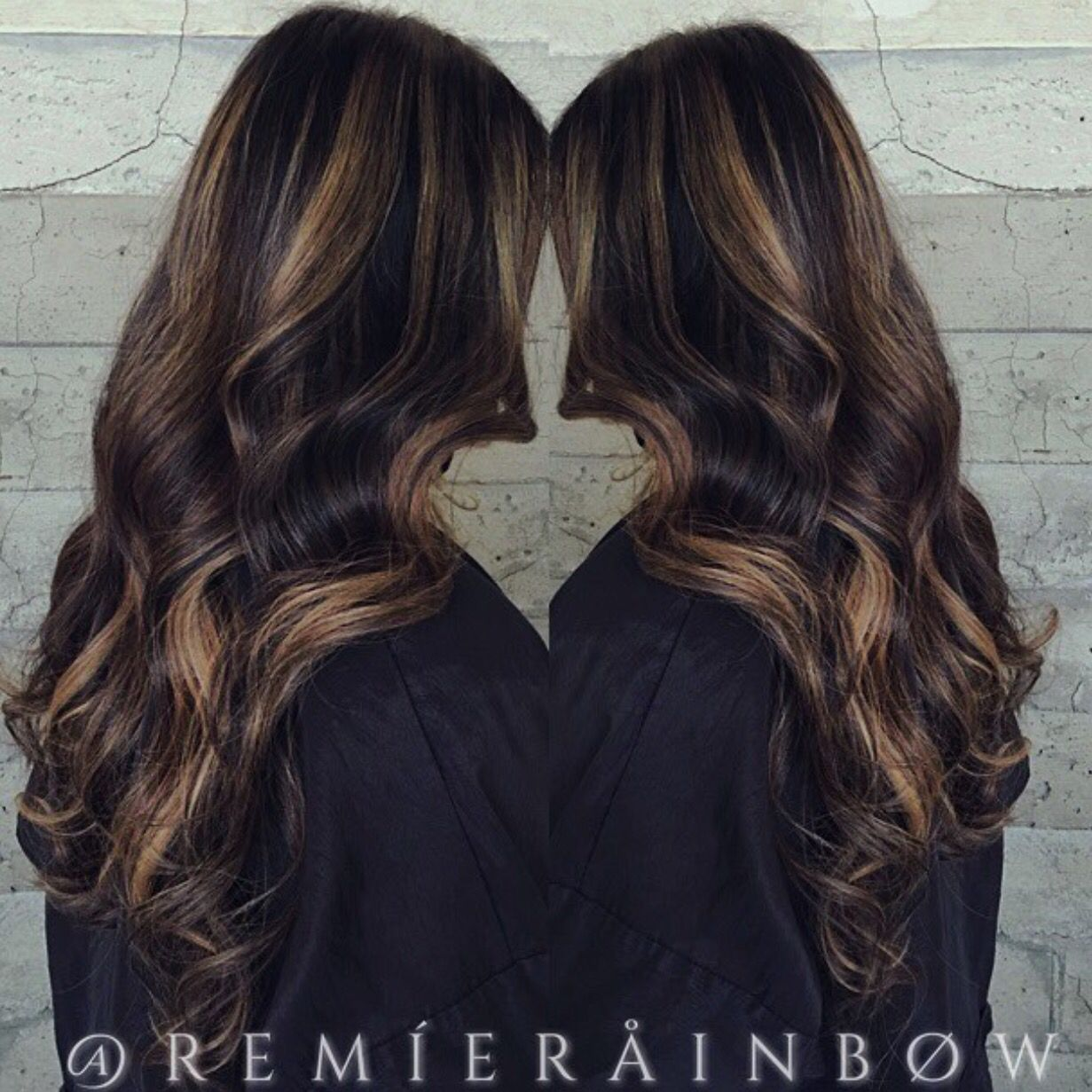 Chocolate marble hair hairstyles pinterest marbles
