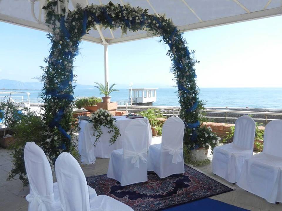 #seasidewedding in #italy near #Rome www.hotelmagacirce.it