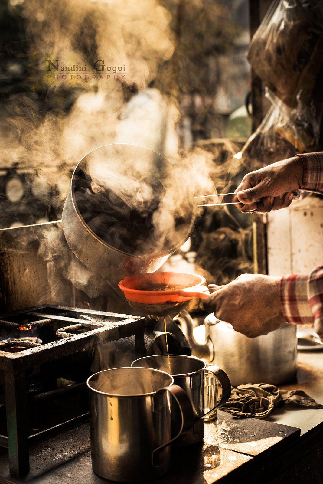 Good morning guwahati tea shop indian tea tea culture