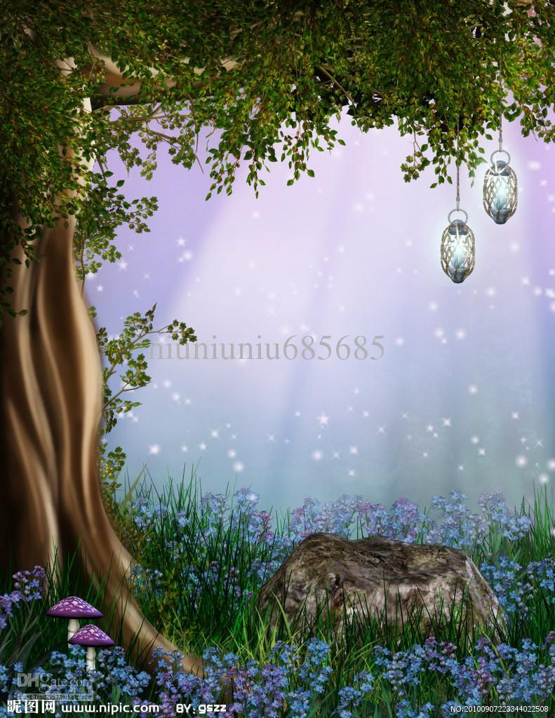 Fairy Tale Children Vinyl Custom Photography Prop Photo Background Backdrop 10x20 Ft Bf36 From Niuniuniu685685 63 Fairytale Photography Backdrops Fairy Tales