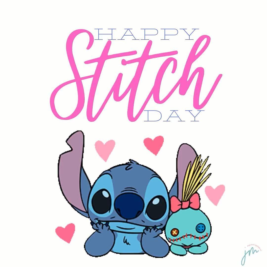 Happy Stitch Day