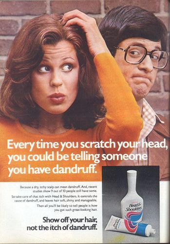1970 S Head Shoulders Shampoo Dandruff Causes Dandruff Natural Shampoo