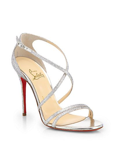 9a631a178f2 where to buy christian louboutin gwynitta glitter sandals price ...