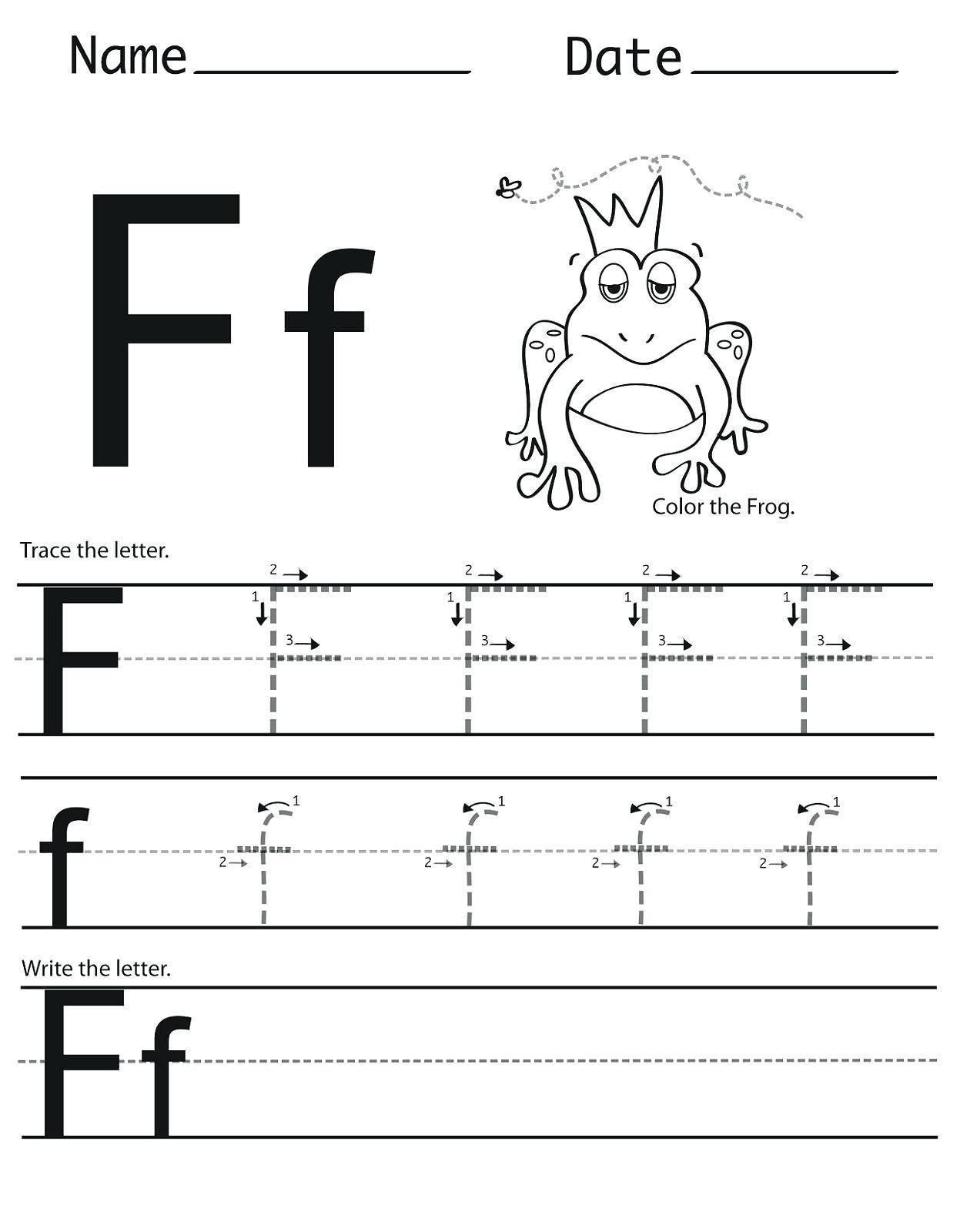 16 Letter Ii Worksheets For Preschool In