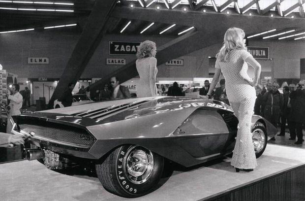'70 Bertone Stratos Zero