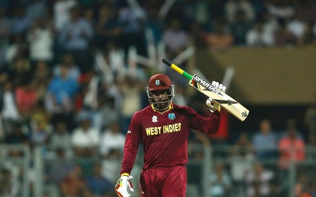 Gayle  exceeded McCullumsixes record