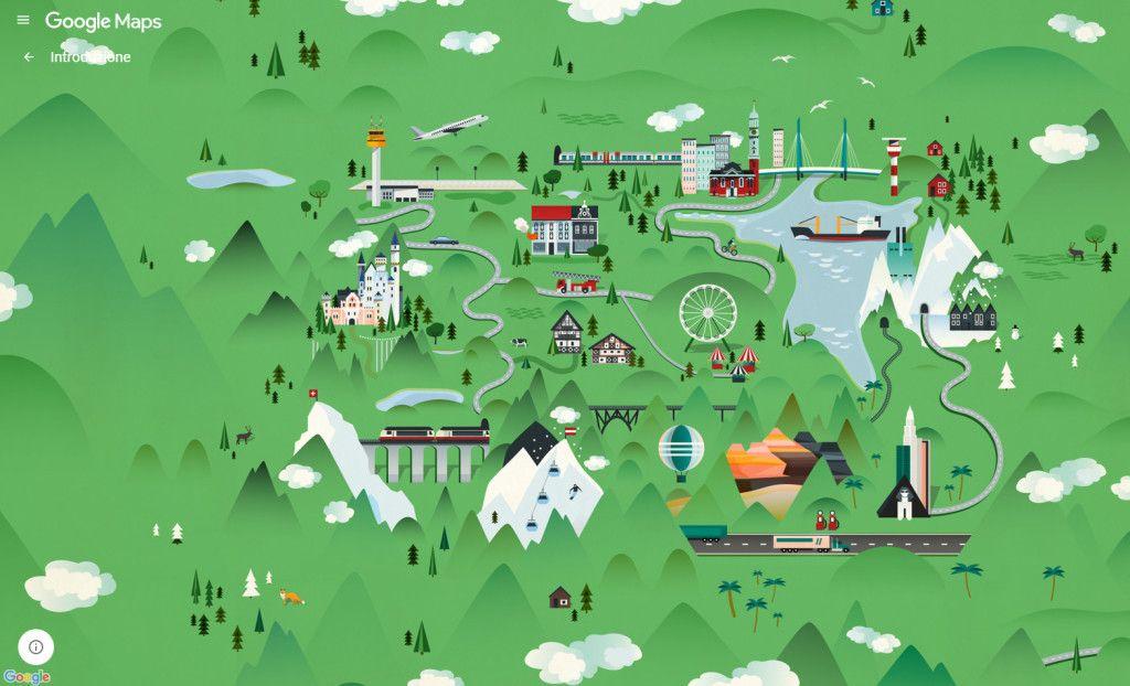 Miniatur Wunderland Map