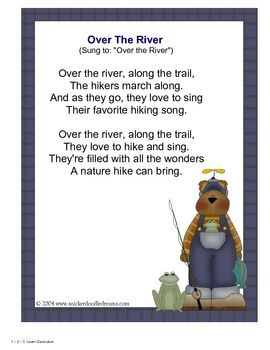 Camping Fun Songs Poems And Fingerplays Summer Camp