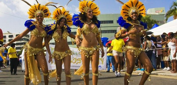 Notting Hill Carnival in St. Lucia