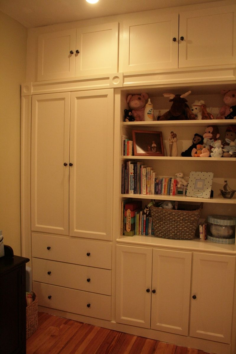 Best Hand Made Bedroom Wall Unit By R E Price Cabinetry 640 x 480