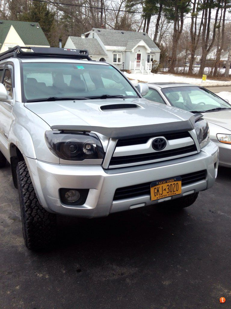 Blacked Out Headlights 06 Sport Diy Page 4 Toyota 4runner Forum Largest 4runner Forum Toyota 4runner 4runner Mods 4th Gen 4runner
