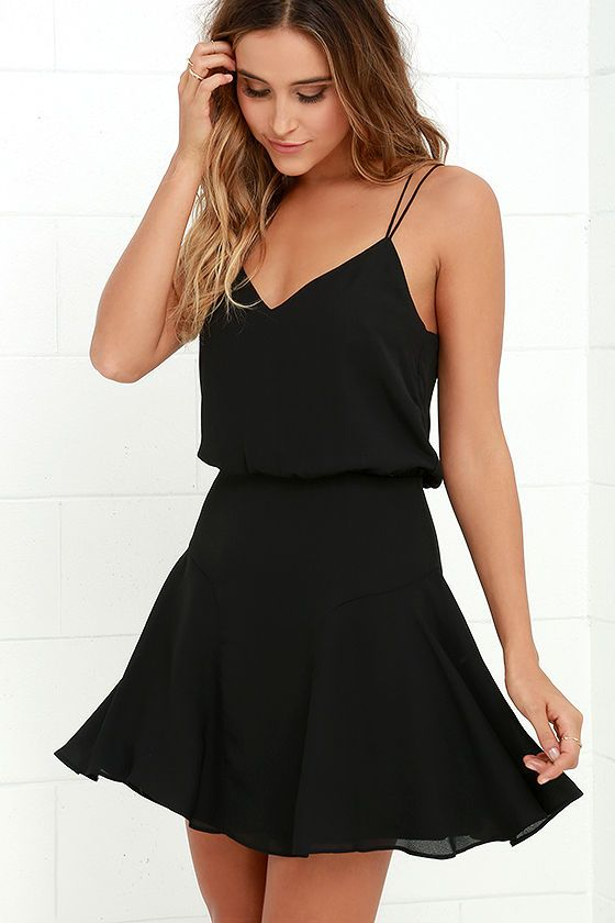 Find the Perfect Little Black Dress | Short Black Dresses for all Occasions