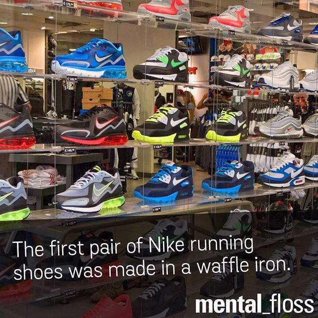 Pin by Mental Floss on Fashion and Clothes | Pinterest | Nike running and  Running shoes