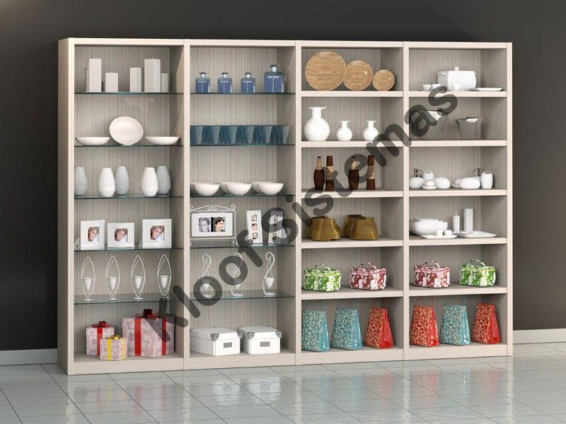 Estanter as para tiendas serie 5400 tienda pinterest - Estanterias para armarios ...