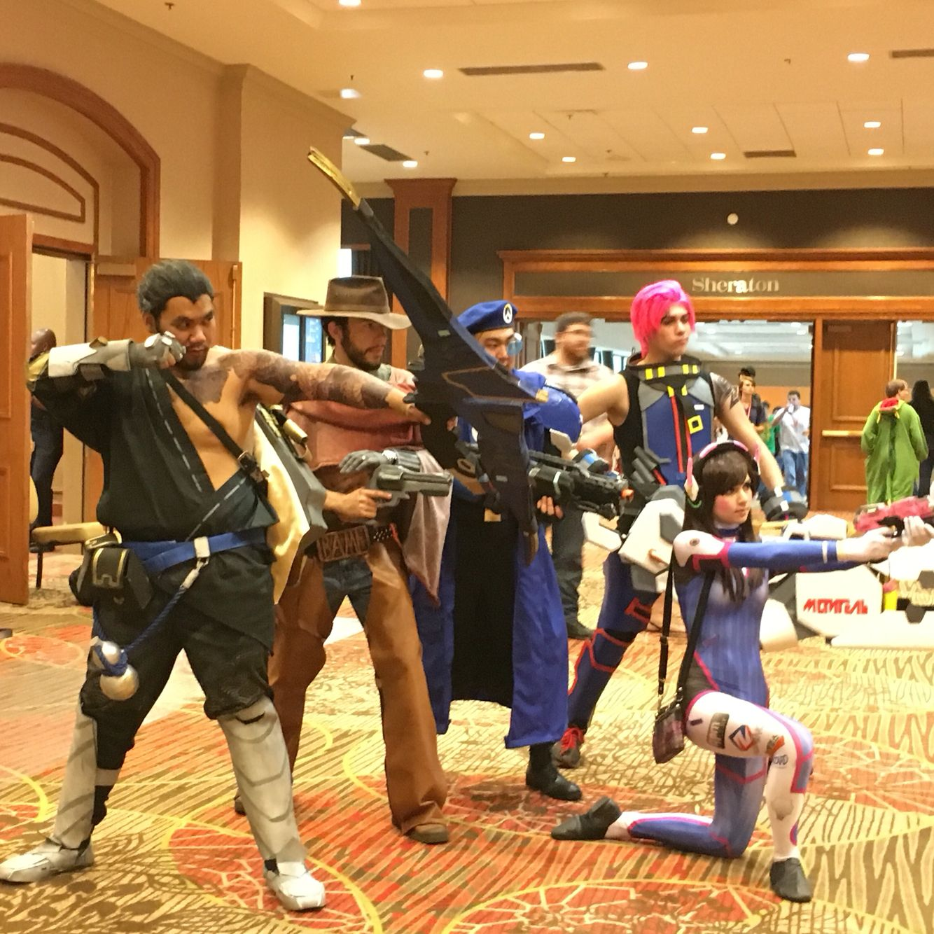 Warriors Assemble Animefest Anime Conventions Anime