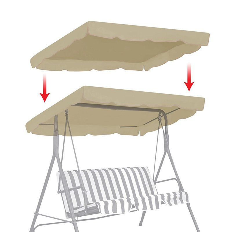 Sunrise Outdoor Patio Swing Canopy Replacement Swc 1 Beg