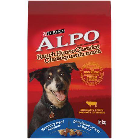 Purina Alpo Ranch House Classics Dog Food 16kg Dry Dog Food Dog