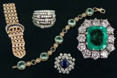 1d90cd46e2da Joyas Antiguas De Oro Plata Y Diamante De Segunda Mano