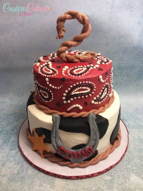 Admirable Kids Western Themed Birthday Cake Not My First Rodeo With Funny Birthday Cards Online Aboleapandamsfinfo