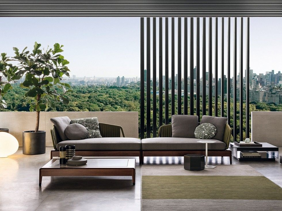 italian outdoor furniture brands. Italian Furniture Brands - Minotti New Project For Outdoor .