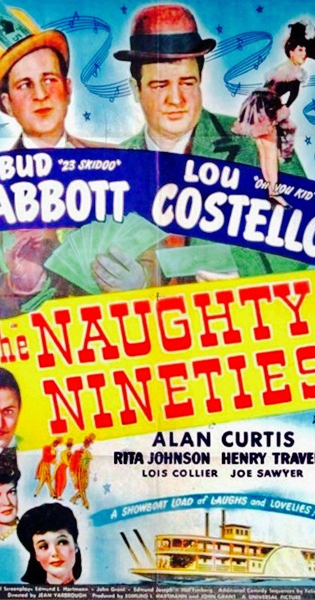 Watch The Naughty Nineties Full-Movie Streaming