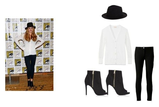 """""""Shailene woodley"""" by rileyshelnick4ever ❤ liked on Polyvore featuring Tory Burch, Michael Kors, Rusty and Express"""