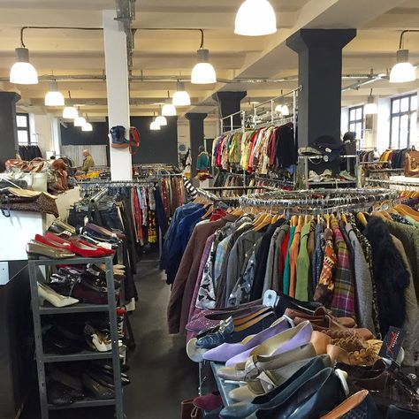 Second Hand Shopping In Berlin Part 1 Berlin Gerrmany