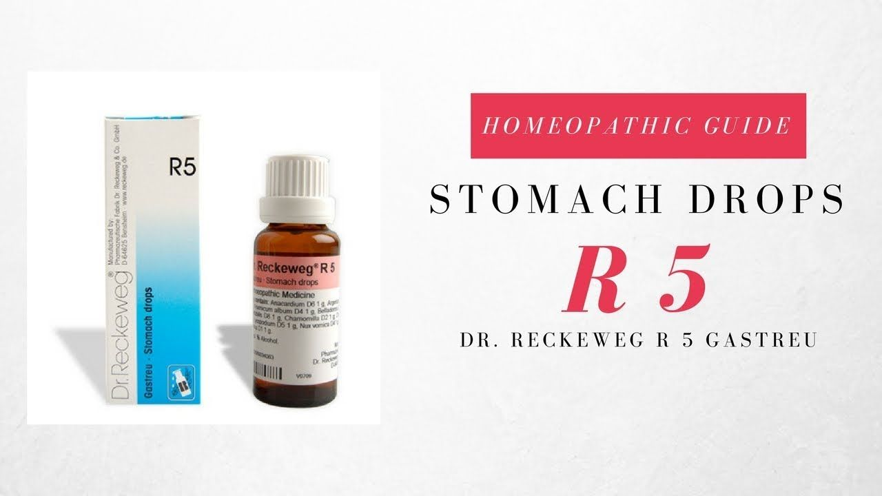 Homeopathic Medicine for Acidity and Gas | R 5 Homeopathic