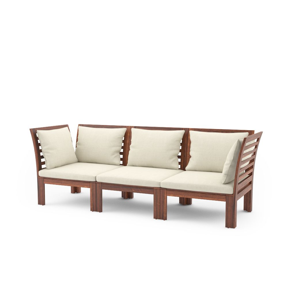 Free 3d Models Ikea Applaro Outdoor Furniture Series
