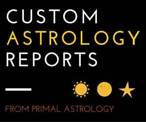 Primal astrology is way more accurate and specific than