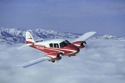 Piper Apache twin | Love of aircraft | Piper aircraft, Aircraft
