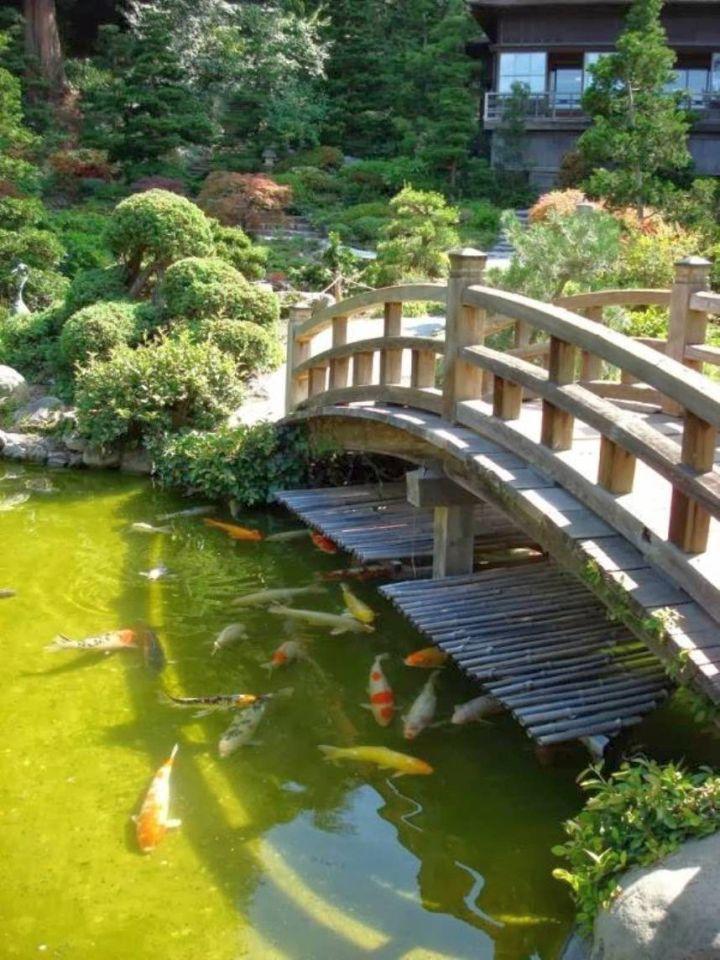 17 Beautiful Japanese Garden Bridge Designs Garden Bridge Design