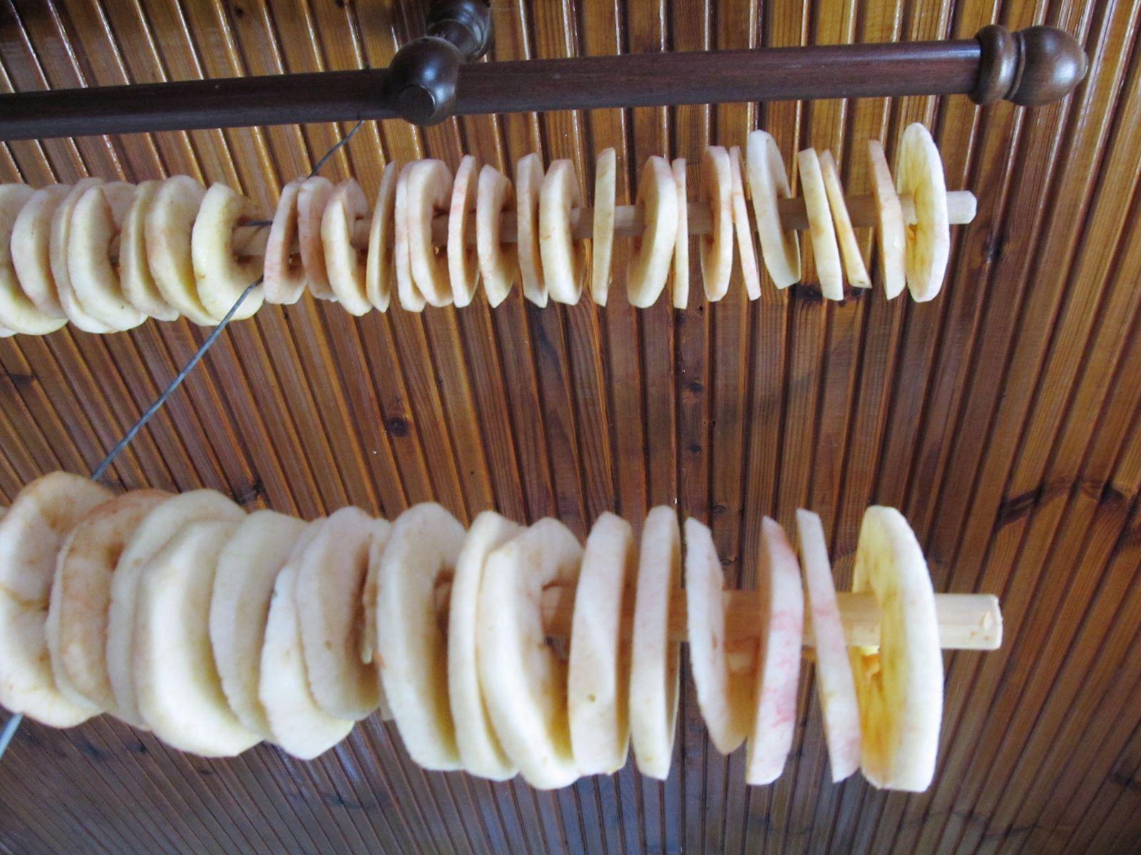 Kuivatut omenat–Dried Apples