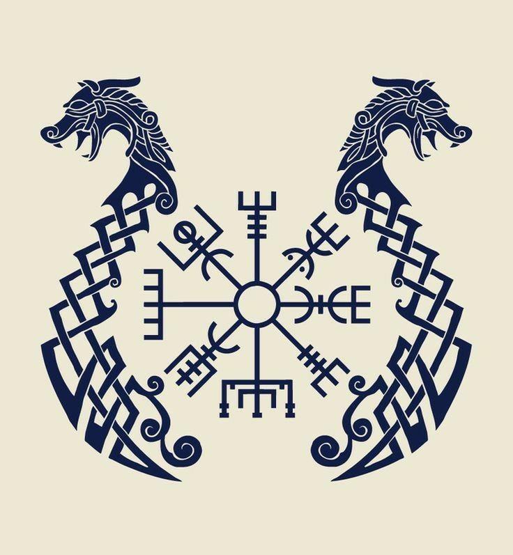 Pin By Carol Nelson On Tats Viking Tattoos Tattoos Norse Tattoo